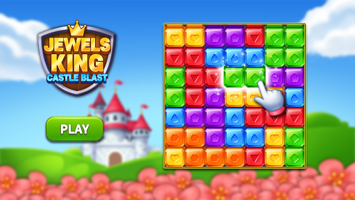 Jewels King : Castle Blast screenshots 13