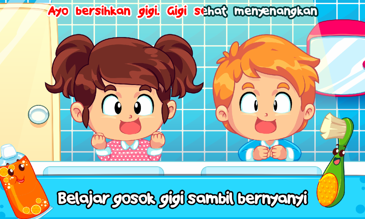 Lagu Anak Terbaru Gosok Gigi Android Apps On Google Play