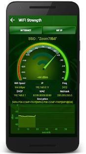 Wifi Analyzer- Home & Office Wifi Security 2