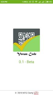 Verum Code - náhled