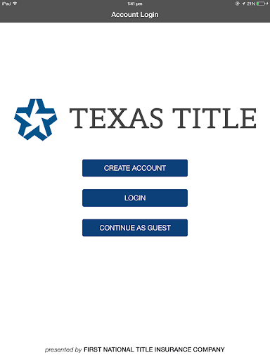 Texas Title  screenshots 2
