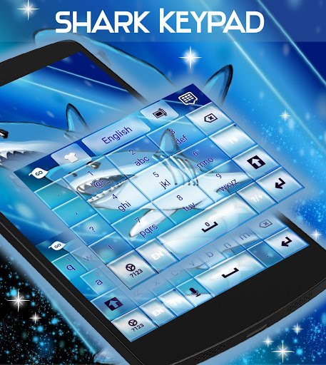 玩免費個人化APP|下載サメのキーパッド app不用錢|硬是要APP