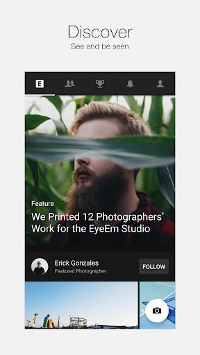 EyeEm – Camera & Photo Filter v5.16
