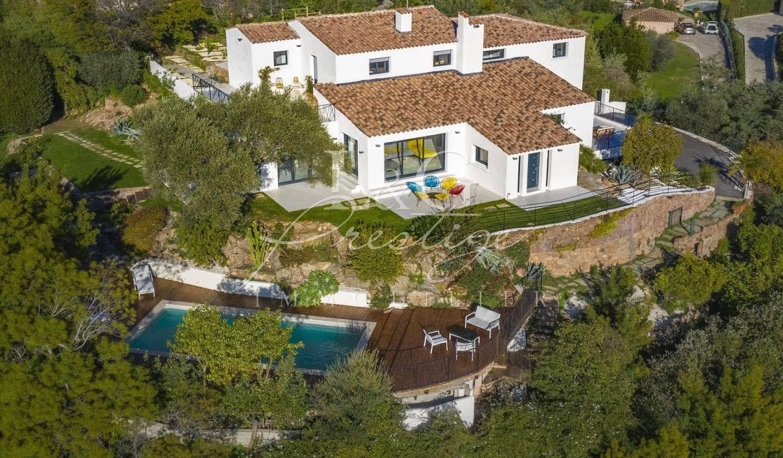 Villa avec piscine Mandelieu-la-Napoule