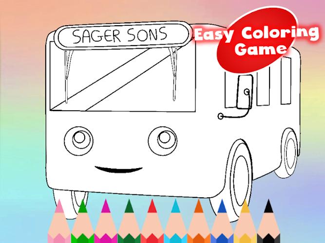 Download Toya Küçük Otobüs Boyama Oyunu Apk Latest Version Game By