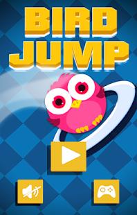 Bird Jump - náhled