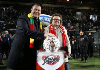 """Geen marionet van Coucke: """"Tegen Anderlecht had ik de spelers een dubbele premie beloofd"""""""