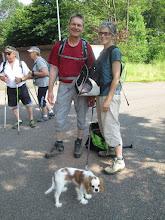 Photo: le petit chien devient de plus en plus grand !