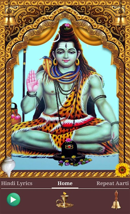 Lord Shiva Songs Ringtone Aarti Wallpaper Android Apps Appagg