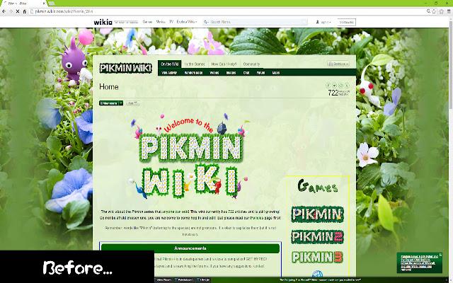 Pikmin Wikia Killer