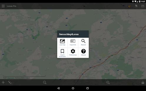 Locus Map – add-on Geocaching4Locus 8