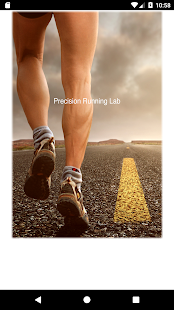 Precision Running Lab - náhled