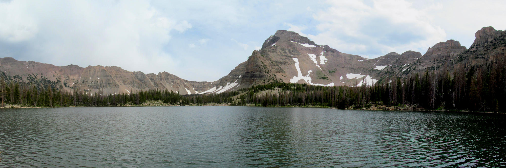 Photo: Ostler Lake