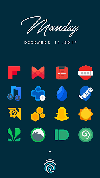Squidro - Material Icon Pack Screenshot Image