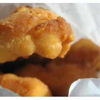 Fried Corn Cakes