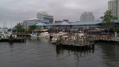 Photo: View of the marina from the Southhampton Ferry. Norfolk 5/6/2012