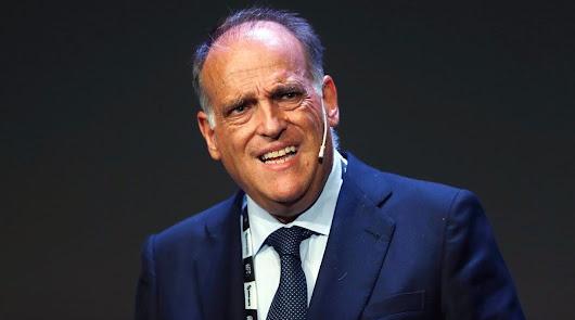 "Tebas: ""La Superliga está muerta"""