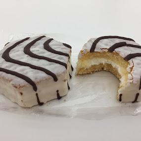 Zebra Cakes by H Scott Burd - Food & Drink Candy & Dessert ( dessert yummy snack )