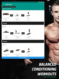 7 Minute Workouts PRO Screenshot