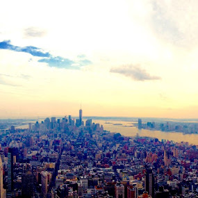 New York City by Bronagh Marnie - Instagram & Mobile iPhone (  )