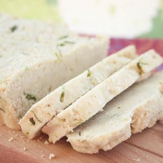 Gluten Free Chive Quick Bread.