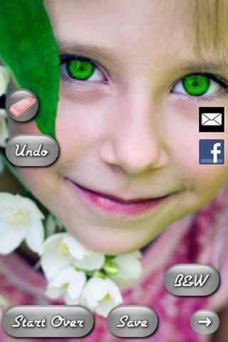 Eye Color Booth screenshot 1