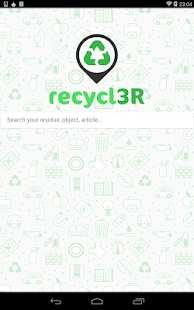 Recycl3R- screenshot thumbnail