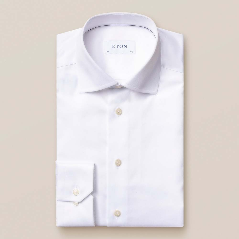 ETON vit signature twill contemporary fit
