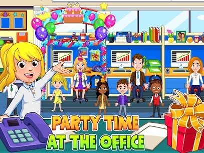My City : Office 7