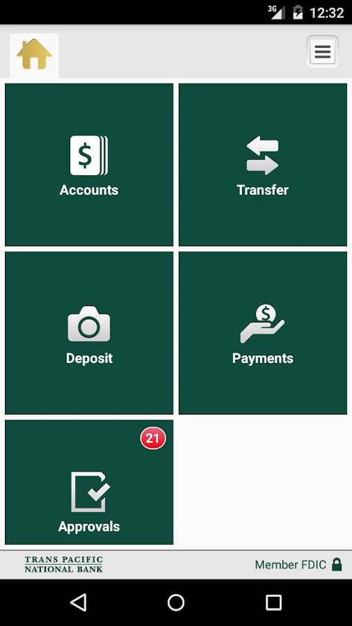 TPNB Business Mobile Banking- screenshot
