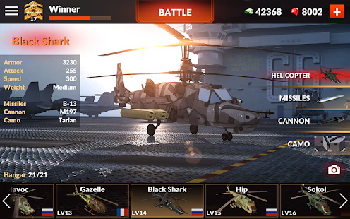 World of Gunships mod apk