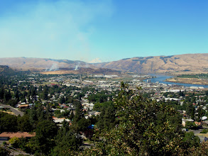 Photo: The Dallas, Oregon, am Columbia river