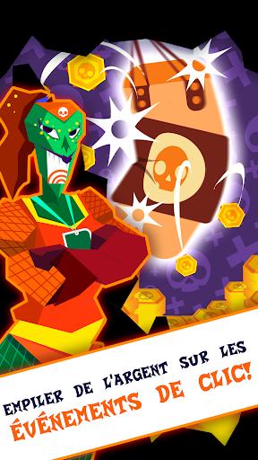 Death Tycoon - Idle Clicker: Capitaliste d'argent!  captures d'écran 5