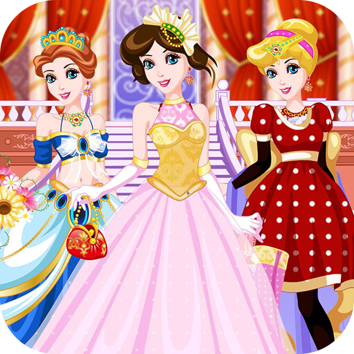 Dream Princess Dress Up Icon