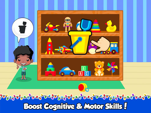 Baby Games for 2,3,4 year old toddlers screenshot 9