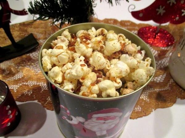 ~ Addictive Onion Flavored Popcorn ~ Recipe
