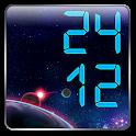24/12 Astro Clock for Gear Fit icon