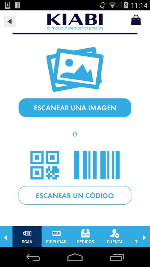 KIABI Español- screenshot
