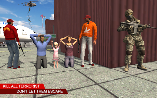 Plane Hijack Game :  Rescue Mission modavailable screenshots 4