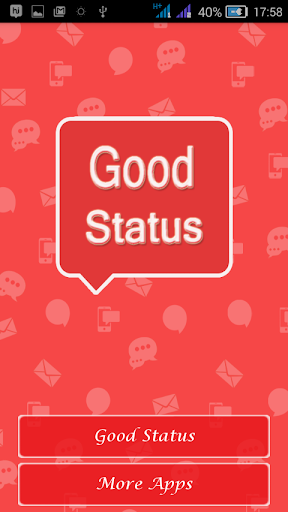 Good Status