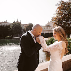 Wedding photographer Yuliya Ombre (lyubovnaya). Photo of 26.09.2018
