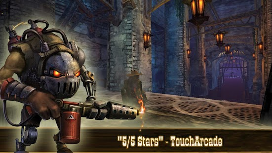 3 Oddworld: Stranger's Wrath App screenshot