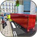 City Truck Pro Drive Simulator icon