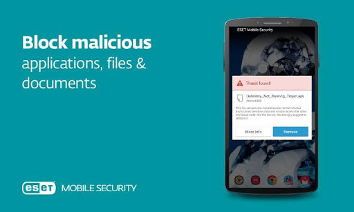 ESET Mobile Security & Antivirus screenshots 11