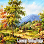 Landscape Painting Design APK icon