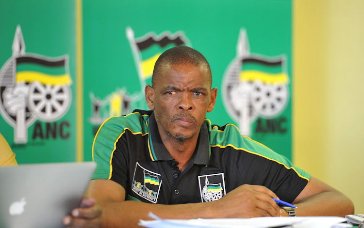 Ace Magashule. File photo