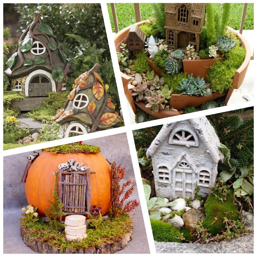 Fairy House Design Apl Android Di Google Play