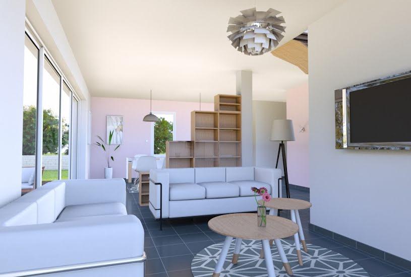 Vente Terrain + Maison - Terrain : 405m² - Maison : 110m² à Brie-Comte-Robert (77170)