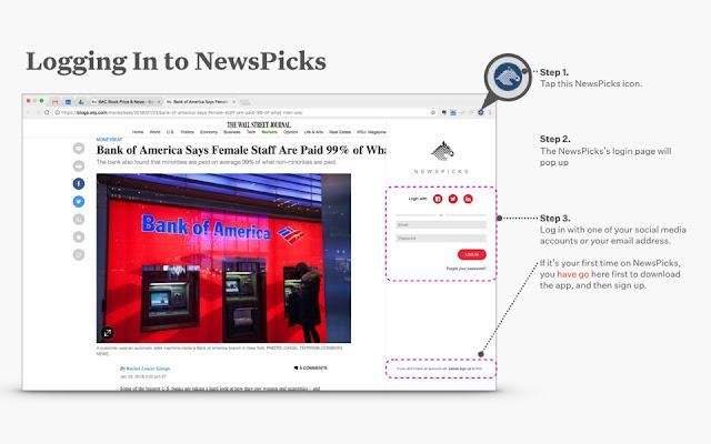 NewsPicks Comment Extension