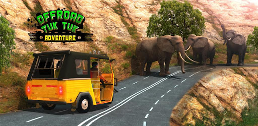 New & exciting game for Off Road Tuk Tuk Lovers!!!